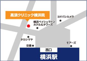 高須クリニック地図